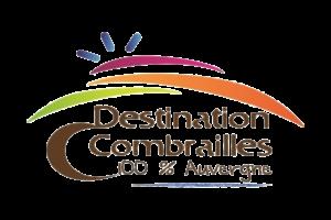 Logo Destination Combrailles | A l'Aube des Volcans
