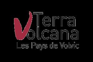 Logo Terra Volcana | A l'Aube des Volcans